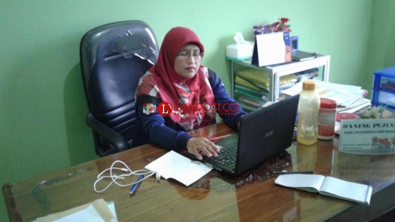 Buku Raport-Ku Dorong Program Bebas Stunting di Lampura