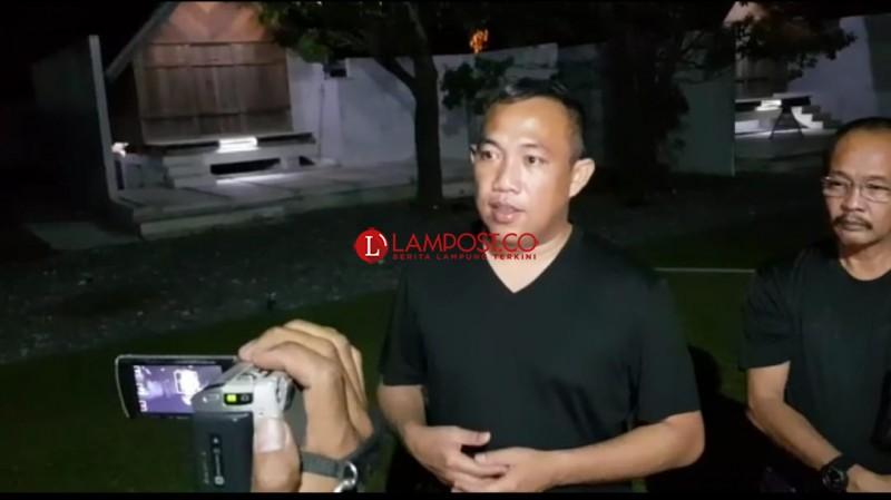 Bupati Umar Ahmad Jamu Tamu Calon Investor di Tubaba