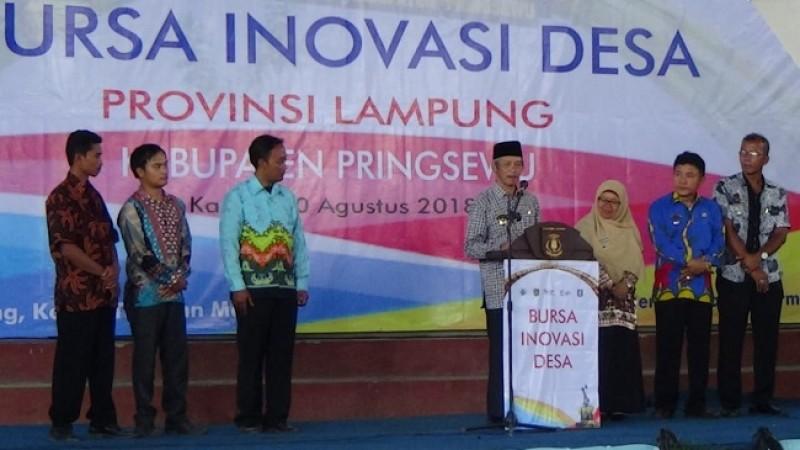 Bursa Inovasi Desa Tingkatkan Kreativitas Masyarakat