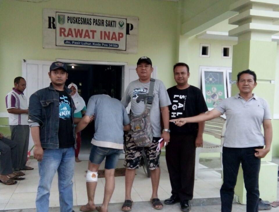 LAMPUNG POST | DPO Pelaku Begal Ditangkap Polsek Pasirsakti