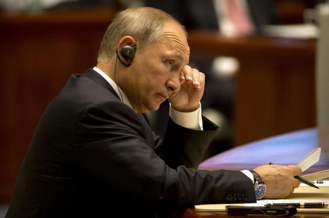 LAMPUNG POST | Putin Ancam Usir 155 Diplomat AS di Rusia