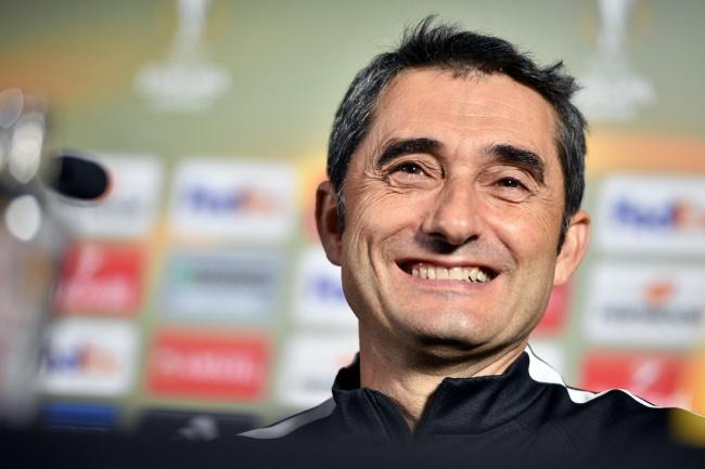 LAMPUNG POST | Resmi, Barcelona Tunjuk Ernesto Valverde sebagai Pelatih