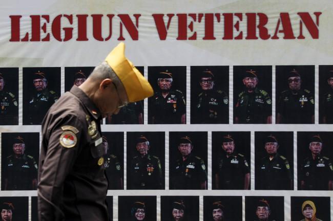 LAMPUNG POST | Tunjangan Veteran Naik 25 Persen Tahun Depan