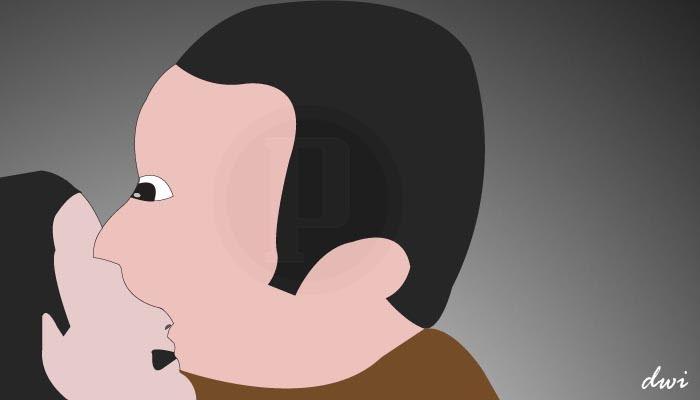 LAMPUNG POST | Gigit Hidung hingga Putus