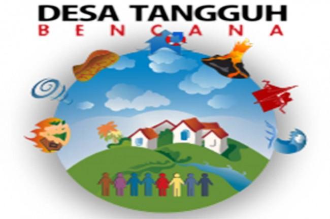 LAMPUNG POST   Pringsewu Bentuk Desa Tangguh Bencana