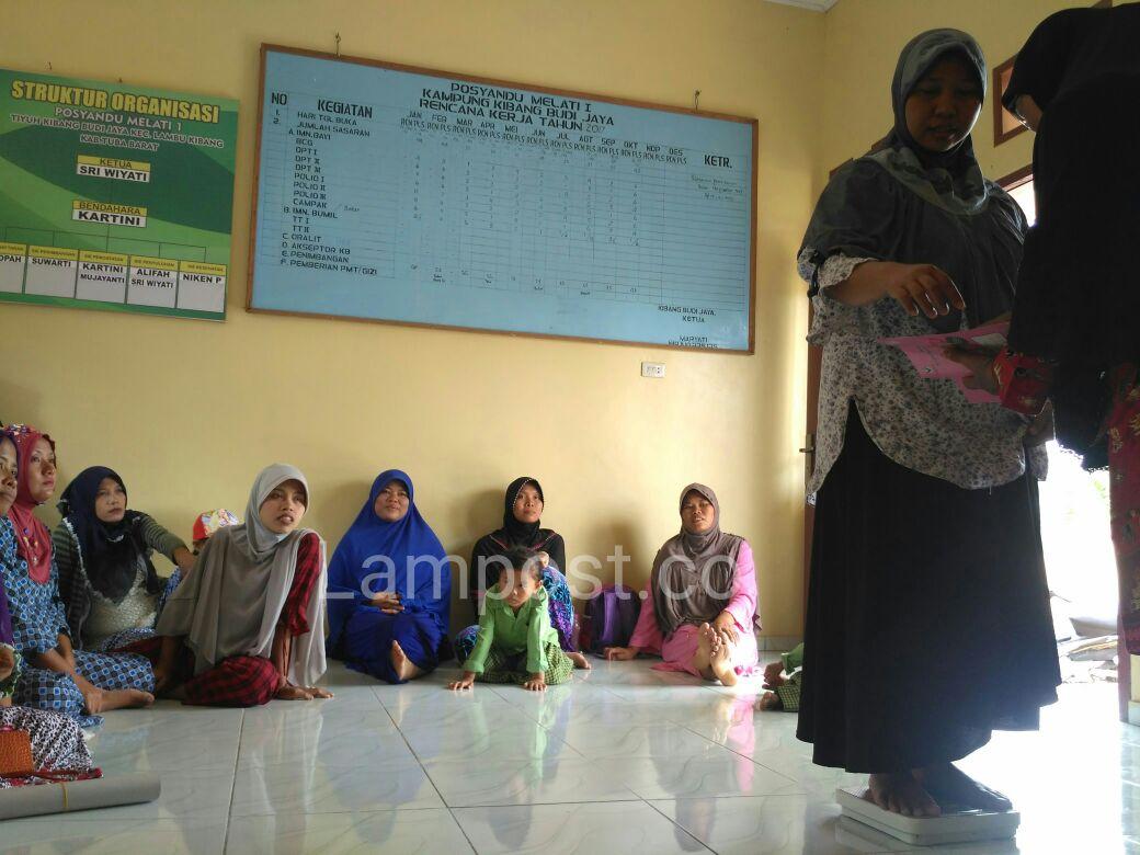 LAMPUNG POST   Penerima PKH di Lambukibang, Tubaba Bertambah 435 Keluarga