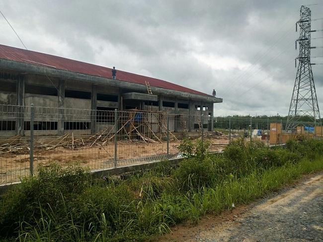 LAMPUNG POST | Pembangunan GI Mesujiakan Selesai Dua Bulan