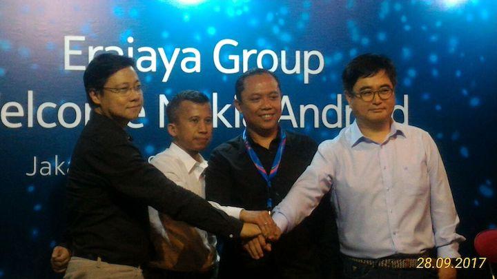 LAMPUNG POST   Nokia Android segera Diluncurkan