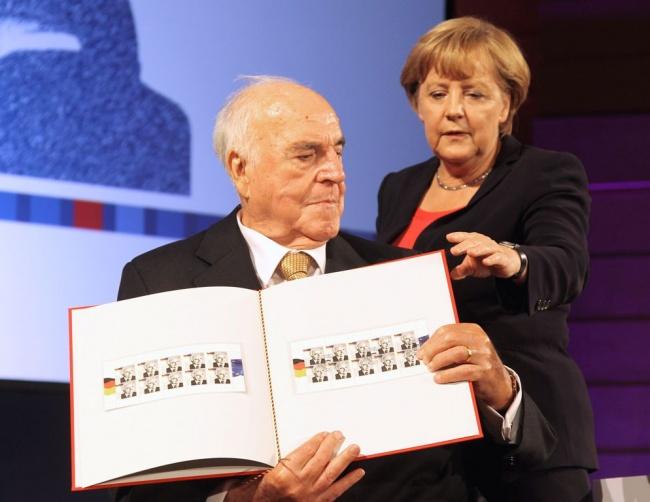 Mantan Kanselir Jerman Helmut Kohl Wafat di Usia 87 Tahun