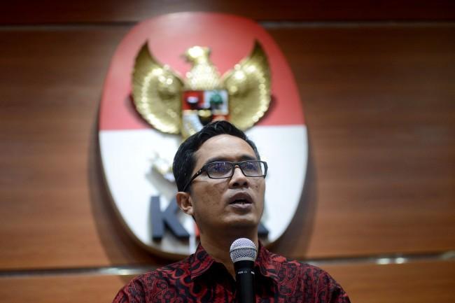 KPK Bungkam soal Pemblokiran Rekening Keluarga Novanto