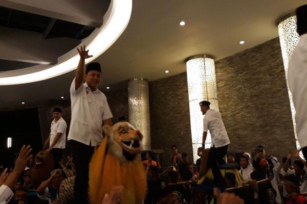 LAMPUNG POST | Mustafa-Ahmad Jajuli Komitmen Bawa Lampung Aman dan Sejahtera