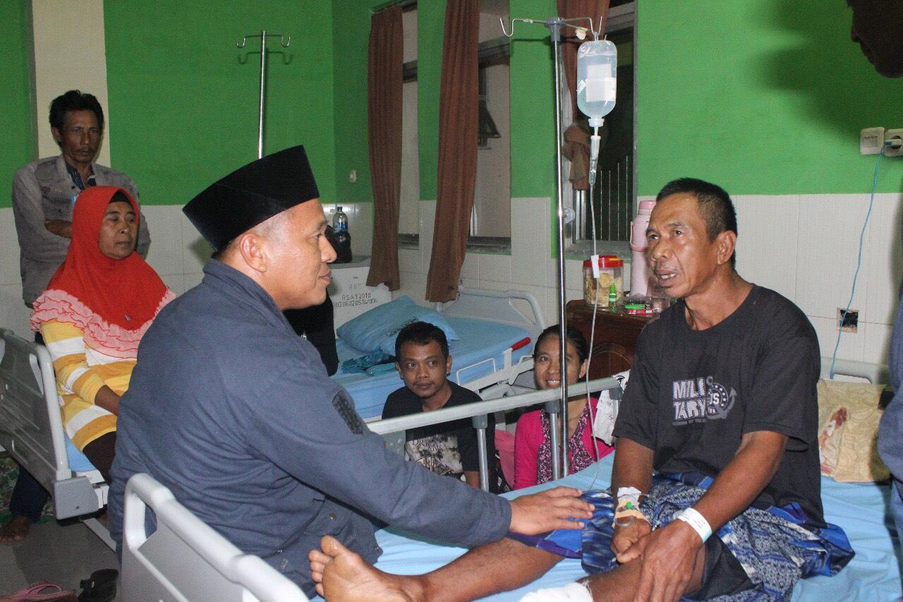 LAMPUNG POST | Aksi Heroik Linmas Lampung Tengah Gagalkan Aksi Pencurian