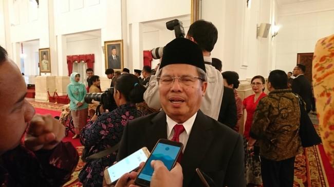 LAMPUNG POST | Presiden Lantik 17 Duta Besar RI