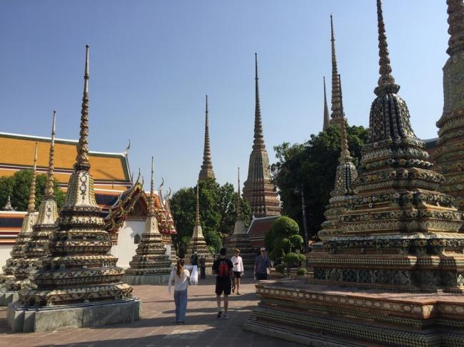 LAMPUNG POST | Melongok Sang Buddha di Negeri Gajah Putih