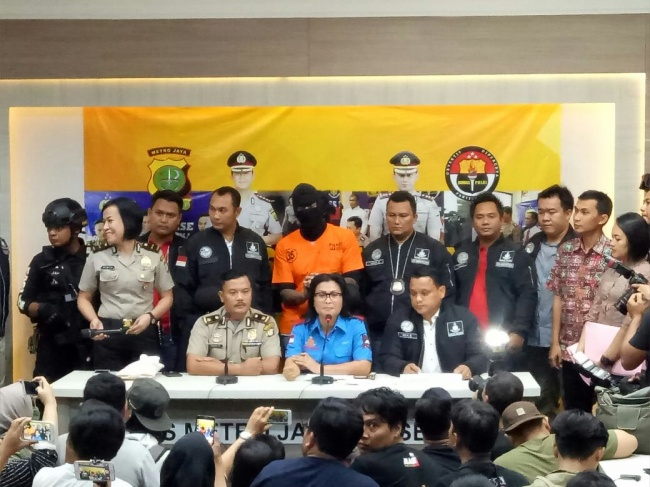 LAMPUNG POST | Polisi Resmi Jebloskan Tora Sudiro ke Penjara