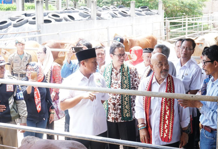 Wantimpres Terkejut dengan Potensi Unggulan Lampung Tengah