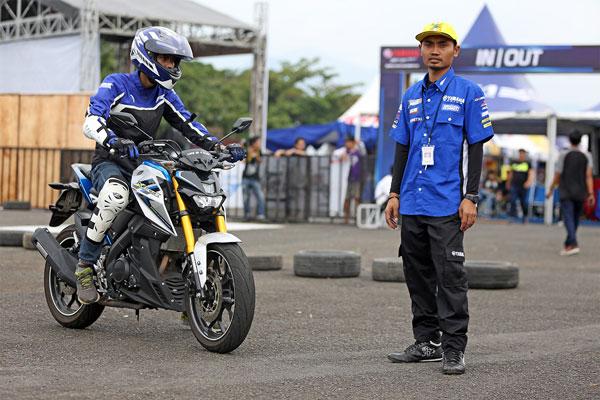 LAMPUNG POST | Yamaha Gelar Sunday Race Seri-2 di Sentul