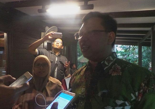 LAMPUNG POST   LPS Helat Media Gathering