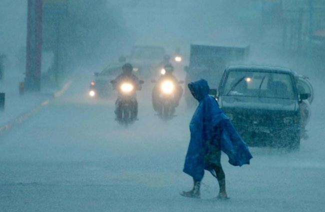 BMKG Sebut Lampung Berpotensi Hujan Lebat dan Angin Kencang