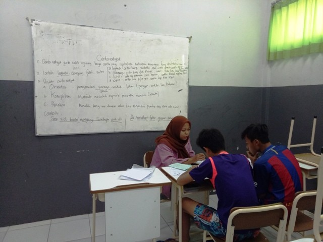LAMPUNG POST | SMP Berbasis Sepakbola Pertama di Indonesia Diresmikan