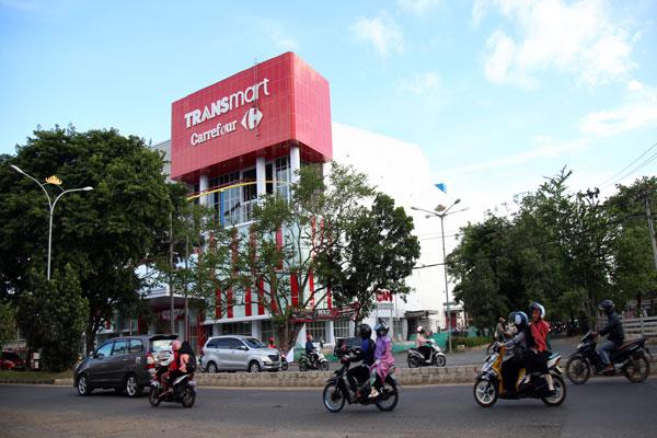 LAMPUNG POST | Transmart Lampung Dibuka 22 Desember