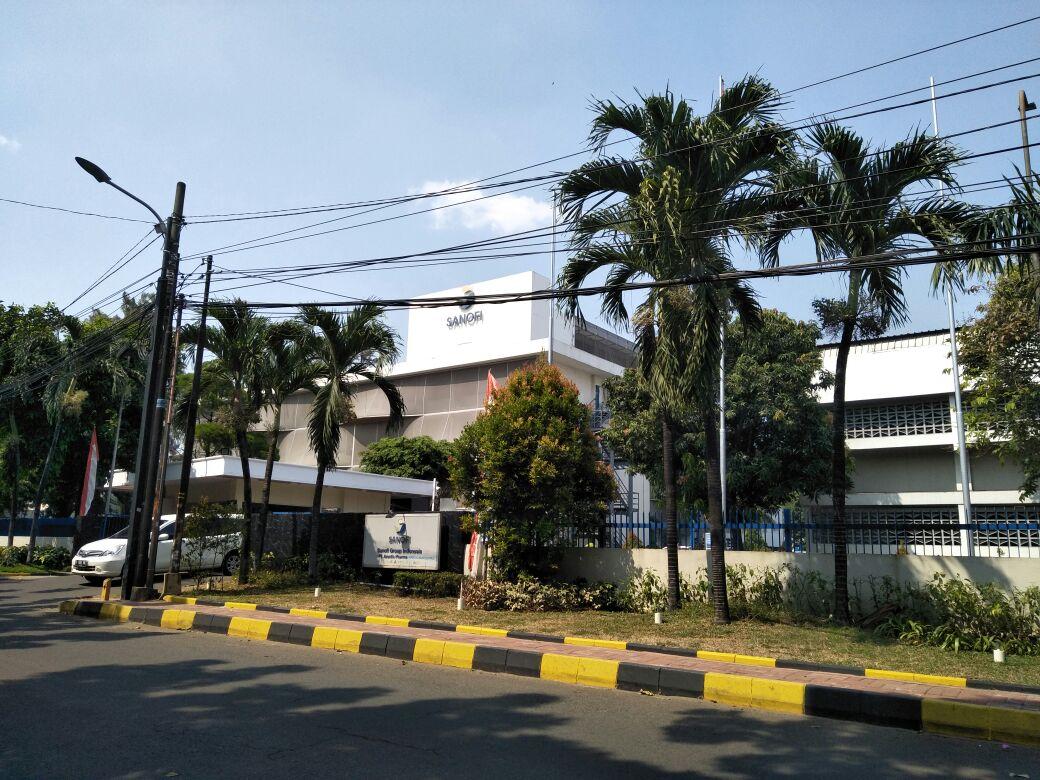 LAMPUNG POST | Karyawan dan DPP SPSI bakal Laporkan PT Sanofi ke Pemerintah