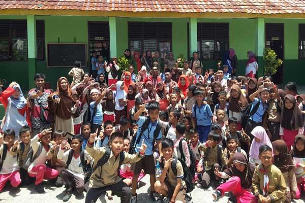 Forum Literasi Lampung Bergerak di Tanggamus