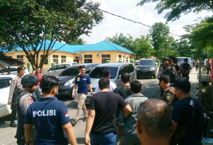 LAMPUNG POST | Kepala Kampung Tiuh Balak Dijebloskan ke Penjara