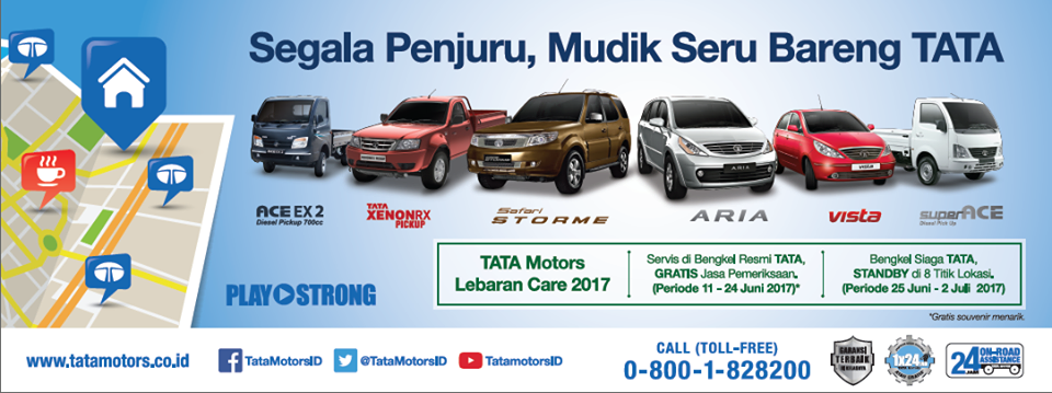 LAMPUNG POST | Tata Motor Usung Program Tata Lebaran Care 2017