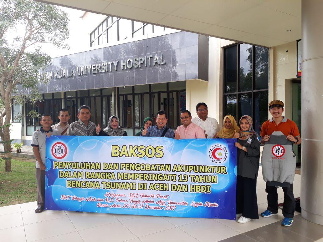 IDI Jakarta Pusat Rayakan Pergantian Tahun dengan Bakti Sosial