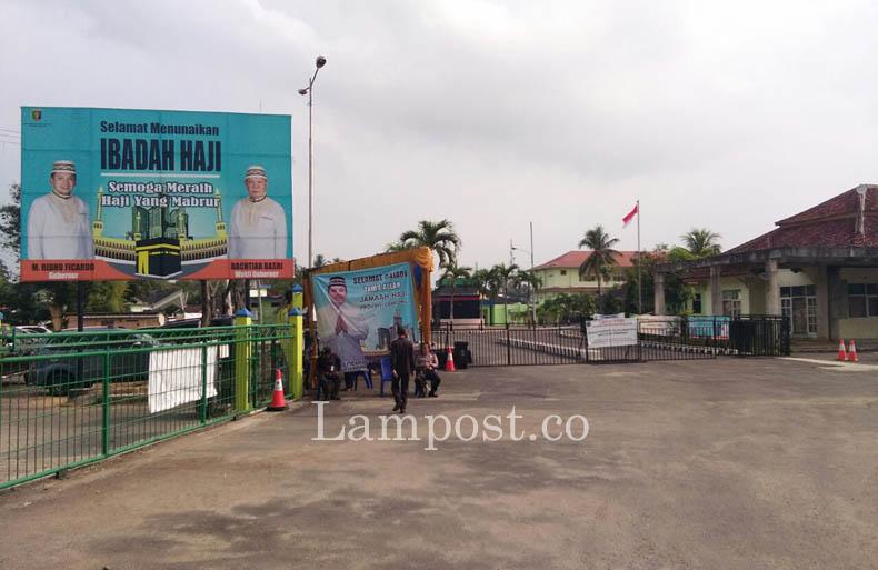 LAMPUNG POST | Pembangunan Asrama Haji Masuk APBD 2018