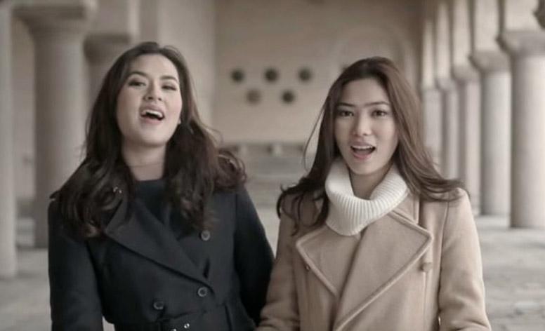 LAMPUNG POST | Raisa Berharap Lagu Duetnya Bareng Isyana Bisa Menang di AMI Awards