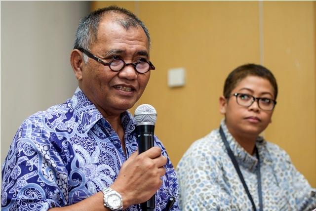 LAMPUNG POST   Ketua KPK Lantik Tiga Penasihat