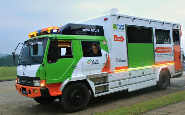 Selama Ramadan, KTB Berikan 1.000 Porsi Makanan Gratis melalui Humanity Food Truck