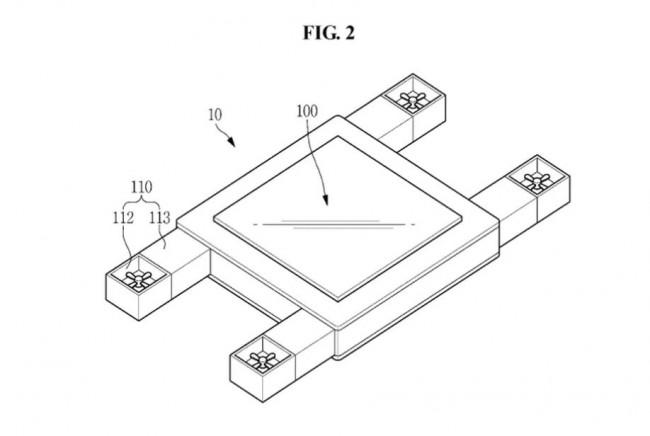 LAMPUNG POST | Samsung Garap Drone dengan Layar Terintegrasi
