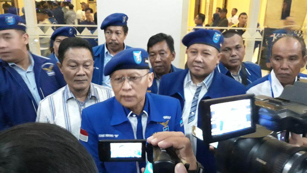 Target Menang, Demokrat Birukan Lampung