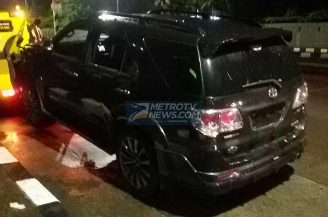 LAMPUNG POST | Melongok Fitur Mobil Setya Novanto, Bukan Toyota Fortuner 'Kacangan'