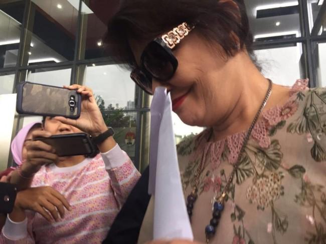 Mantan Istri Novanto Datangi Gedung KPK