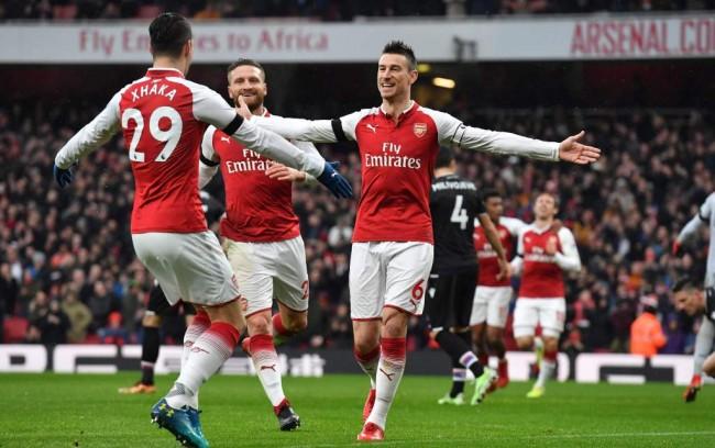 Tekuk Chelsea, Arsenal Tantang City di Final