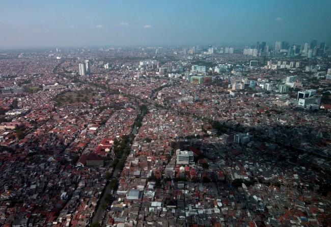 LAMPUNG POST | BPS Sebut Target Pertumbuhan Ekonomi Sulit Dicapai
