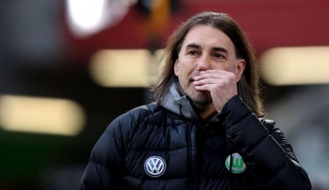 LAMPUNG POST | Resmi, Schmidt Mundur Sebagai Pelatih Wolfsburg