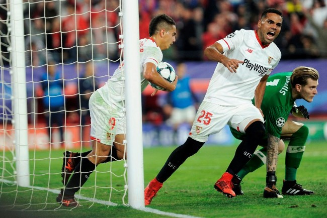 LAMPUNG POST | Sempat Unggul 3-0, Liverpool Ditahan Imbang Sevilla