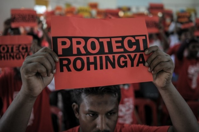 LAMPUNG POST   Isu Rohingya dan Ujian Diplomasi RI