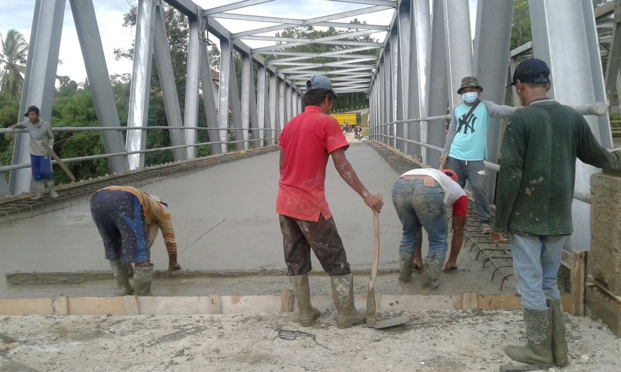 Jembatan Way Sekampung 2 Siap Diresmikan Gubernur