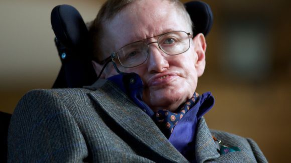 LAMPUNG POST | Fisikawan Stephen Hawking Meninggal Dunia