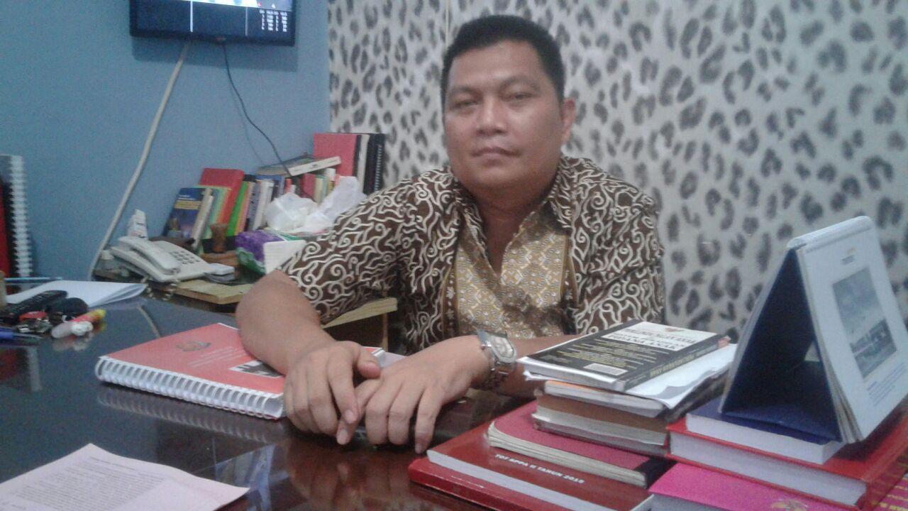 LAMPUNG POST | Dua Bus Tahanan Kejari Bandar Lampung Tak Layak Pakai