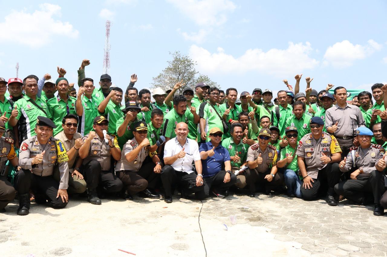 BPJS Ketenagakerjaan Lampung Tengah Hadir dalam Peringatan Hari Buruh Internasional