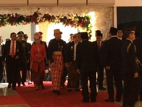 Jokowi Minta Semua Pihak tak Cepat Berpuas Diri