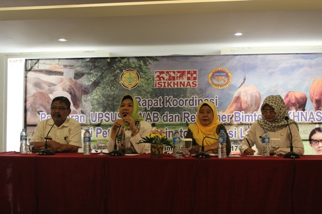 Upsus Siwab Lampung  Lampaui Target