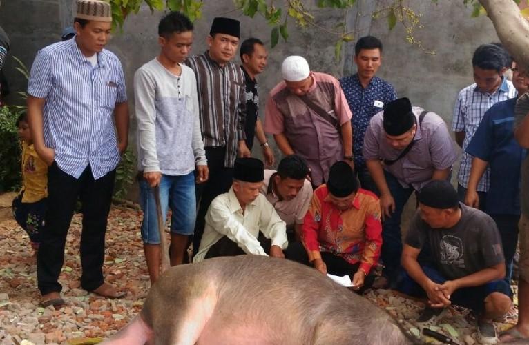 Caleg Dapil 4 PDIP Membawa Misi Majukan Ekonomi Petani